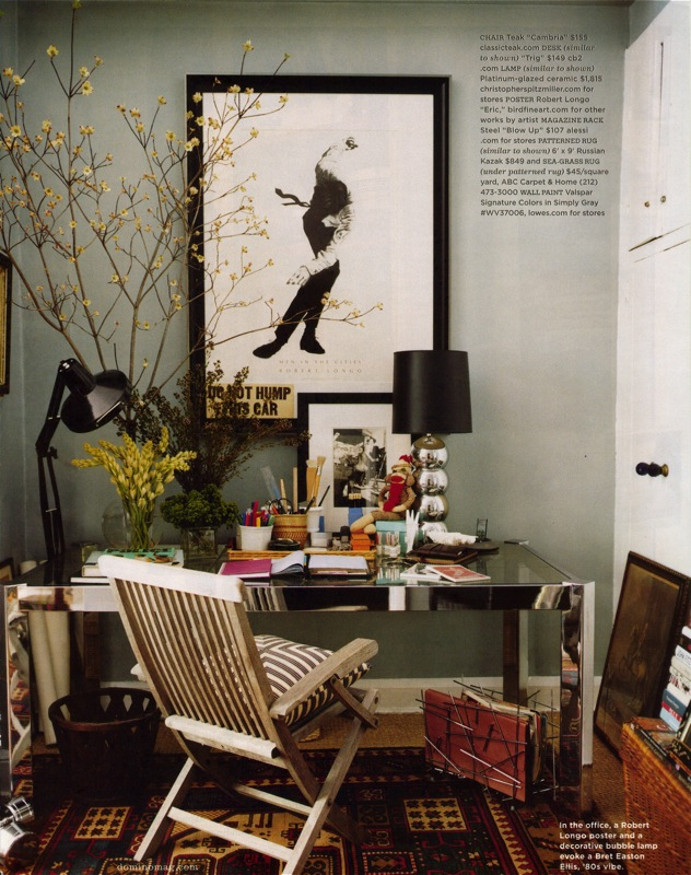 Inside michael bastian s apartment my affair with for Apartment fashion
